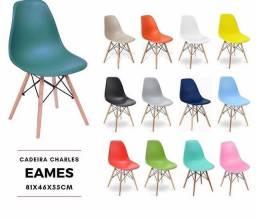 Cadeiras charles eames