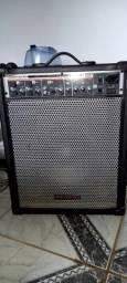 Amplificador multiuso profissional