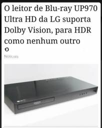 Blu-ray Player UHD 4K LG UP970 HDR DOLBY VISION