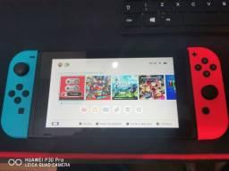 Switch Azul e Vermelho<br><br>