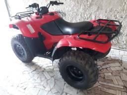 Vendo quadriciclo Honda frontrax 4x4