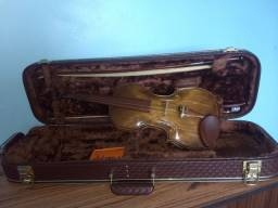 Violino Rolin envelhecido Brilho