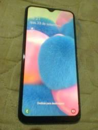 Samsung A30s 64gb NF 2 meses de uso