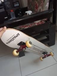 Skate profissional excelente+capacete