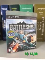 PS3: Battleship