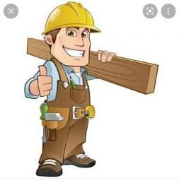 Título do anúncio: Carpinteiro colocador de porta madeira