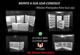 Título do anúncio: Móveis Mdf Planejados - Expositores Para Lojas