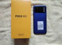 Vendo Xaomi Poco M3 128GB Novo!!!