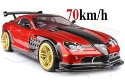 Carro de Controle Remoto Chega a 70 km/h a Bateria