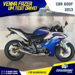 Título do anúncio: CBR 600F 2013 Azul
