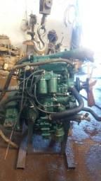 Motor 364 Turbinado e Interculado 710