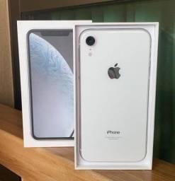 Título do anúncio: iPhone XR 64gb Branco - Impecável - Garantia Apple e Nota fiscal