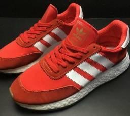 Título do anúncio: Tênis Adidas INIKI cores Masc e Fem
