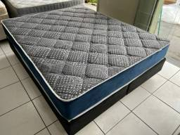Título do anúncio: cama box queen size LINDA  - ENTREGAMOS