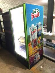 Freezer coller vertical
