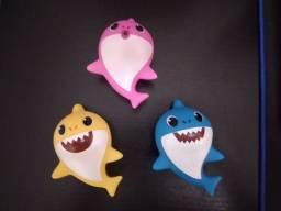 3 Baby Shark c/música e luz