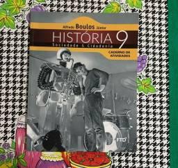 História - Sociedade & Cidadania 9 ( Atividades)