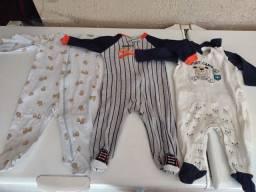 Roupas de bebê de 5 a 8 meses