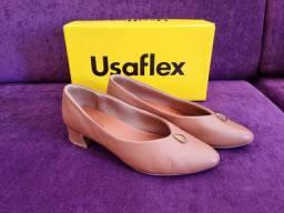 Sandália Usaflex N? 37 *Excelente opção para o trabalho*