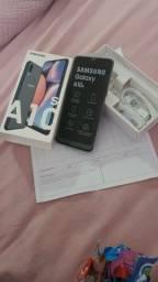 Samsung a10s com 6 meses de uso. Na garantia