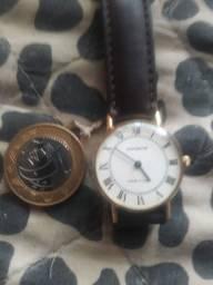 Título do anúncio: Relógio Mondaine a corda unissex