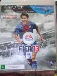 Jogo Fifa 2013 Ps3