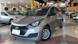 Hyundai HB 20 1.0 Unique 2019 Cinza (Apenas 22mil KM)
