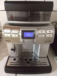 Título do anúncio: Máquina de café cafeteira Saeco Aulika
