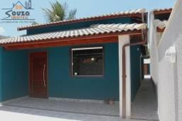 Casa Linear para Venda em Jardim Atlântico Central Maricá-RJ