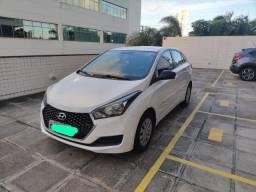 HB20 Sedan 1.0 2019 Branco - Zero!!! Apenas 13000km - HB20s Unique - Perfeito Estado