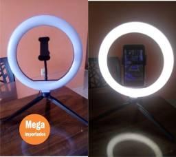 Título do anúncio: Ring light de mesa