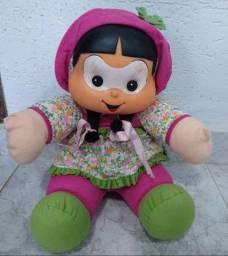 Boneca Pelúcia Rosinha Turma da Mônica