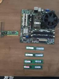 Peças de computador diversas