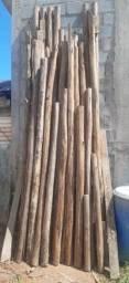 Pontaletes construção
