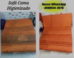 Higienização a Seco de Sofás Cadeiras Colchões PROMOÇÃO