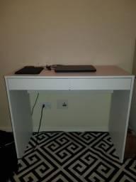 Escrivaninha para home office branca - 90cm (largura)