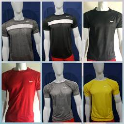 Camisa Dry Fit  20 reais