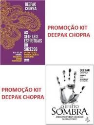 Promoção Kit de 2 Livros: As 7 Leis Espirituais do Sucesso + O Efeito Sombra