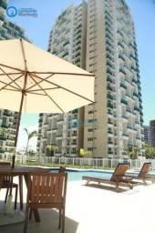 Apartamento com 3 dormitórios à venda, 104 m² por R$ 750.000 - Guararapes - Fortaleza/CE
