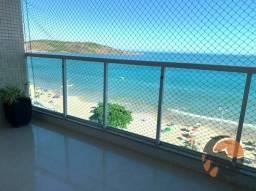 Apartamento com 3 quartos para alugar, 110 m² - Praia do Morro - Guarapari/ES
