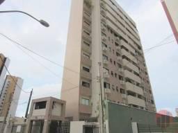 Apartamento com 3 dormitórios para alugar, 123 m² por R$ 1.000,00/mês - Cocó - Fortaleza/C