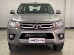 Toyota Hilux CD 4x4 Srv 2017