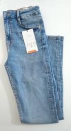 Calça jeans Zara Tam. 38 (Na etiqueta)