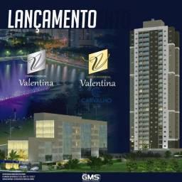 Apartamento com 2 dormitórios à venda, 63 m² - Valentina - Cuiabá/MT