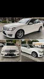 Mercedes c180 2014 já financiada.
