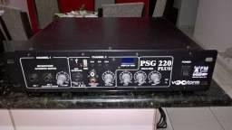 Título do anúncio: Amplificador voxstorm PSG 220 plus