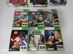 Jogos originais Xbox 360 (leia o anúncio)