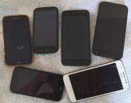 Vendo todos celulares juntos