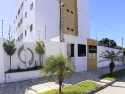 Apto 2/4 (1 suite), sala, Cond. Tropical Place, bairro Paratibe, João Pessoa