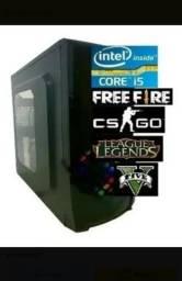Título do anúncio: PC GAMER I5 ( NOVO )